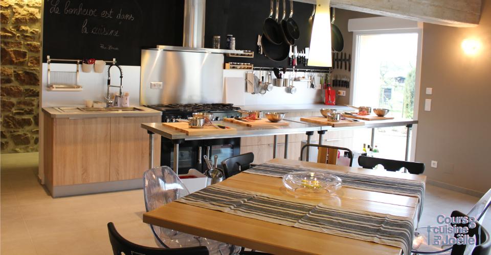 Cours de cuisine by Joëlle