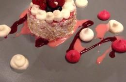 Photos du dernier restaurant éphèmère sur le thème de l'Alsace «revisitée»