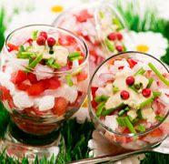 Cours de cuisine « Duo parent-enfant »: Mercredi 21 juin de 14h à 17h: Folles salades d'été! (60€ le duo)