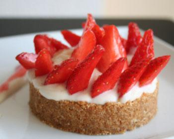 Tartelettes fraises-speculoos