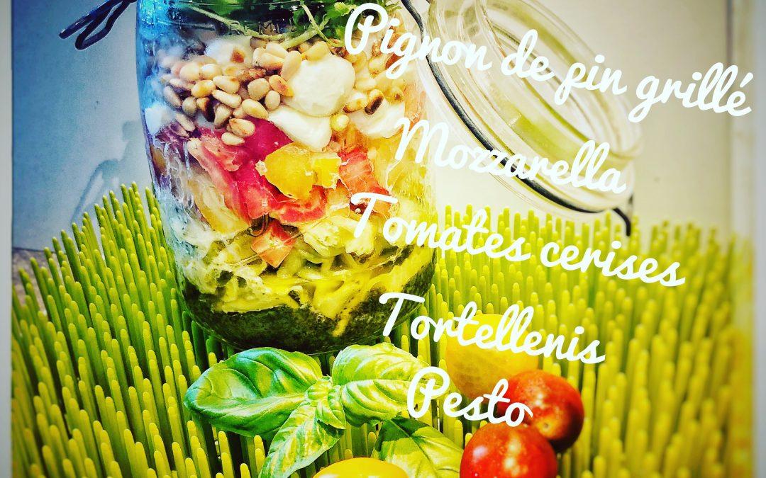 Salade Jar