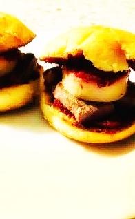 Burger tout canard