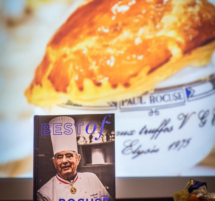 Menu Hommage à Paul Bocuse ‍