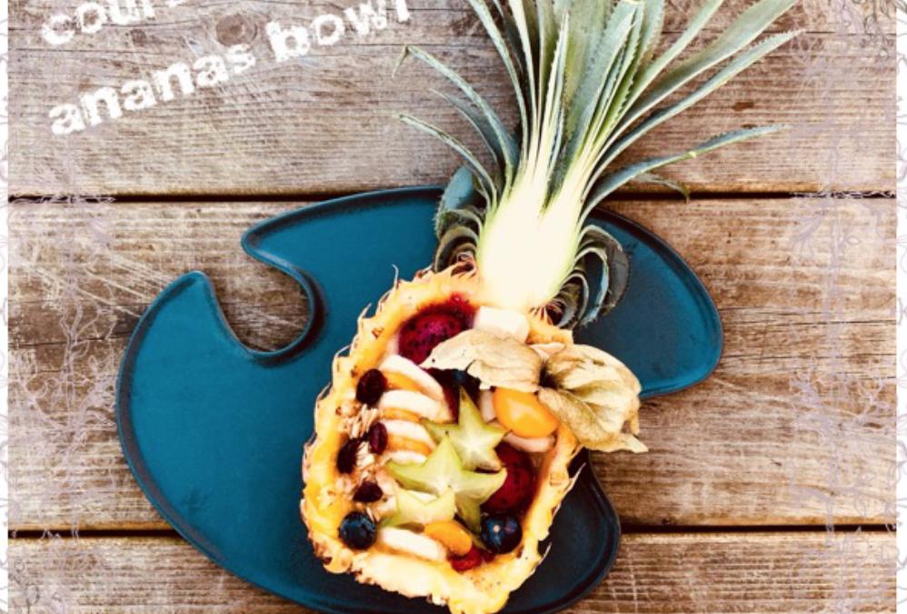 Ananas bowl