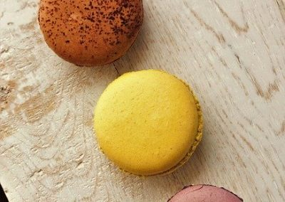 Garniture macarons