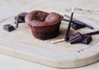 Gâteau au chocolat basse température